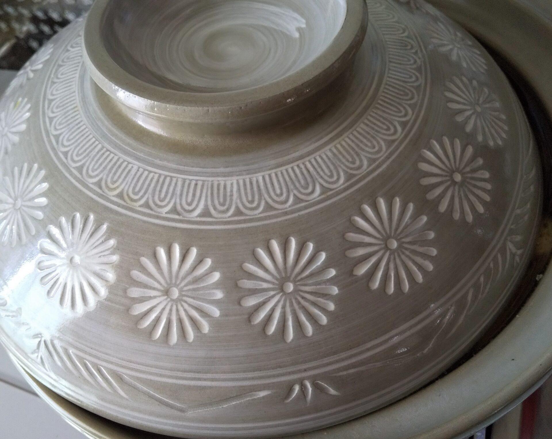 母からもらった大きな土鍋で作るおでん